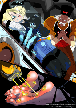 Android 18 Tickled - Recalibration (Dragon Ball Z) by MichaelScottCannon