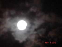 Super Moon 5/5/12 - II by FireDragon97
