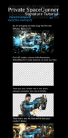 Private Space Gunner Tutorial by edwinpabito