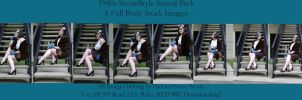 1940s SteamStyle Seated Pack by HiddenYume-stock