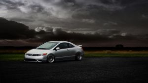 Honda Civic JDM by alemaoVT