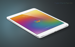 FUSION iPad_iPad mini by iBidule