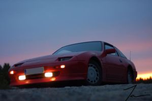 Nissan 300ZX vol. 2 by DeviantPunisher