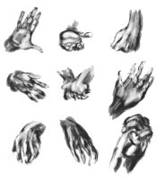 Handsketches09 by Quad0