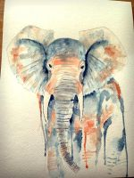 Elephant by ArkanFire