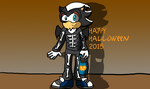 Topaz Halloween 2015 copy by Krispina-The-Derp