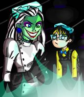 Mad Scientists by TristaStrange01