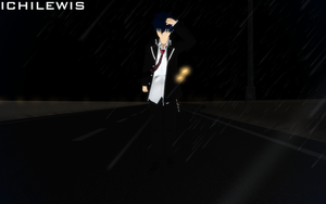 [MMD] Late Night Escape by IchiLewis