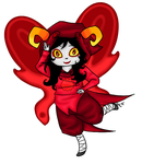Aradia God Tier by LittelMoonie