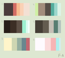 Palette Adopts! -open- by link-ganon-adopts