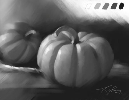 Still Life Speed Painting by pt83730