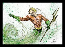 Aquaman by G-Ship
