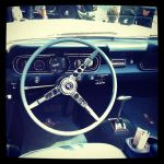 Mustang Dashboard by Sospe