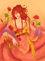 new year 2007: Guren by scarlet-visions