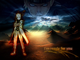 Naruto: I'm ready for you by germanyangel