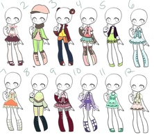 Outfit adopts 22 *closed* by Canaddicted