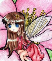 Flower Fairy by angelbaby1291