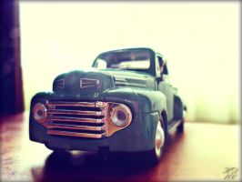 Ford F-1 Pick up by Hard-100