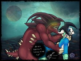 $ YCH- Infestation- Censored by NuclearZombie18