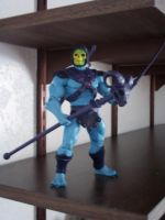 Skeletor: Plastic Pillager by Eye-of-Kaiba
