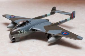 de Havilland Vampire Completed by AEisnor
