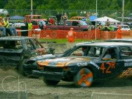 Demolition Derby 2 by Champineography
