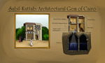 Sabil-Kuttab: Architectural Gem of Cairo by poecillia-gracilis19