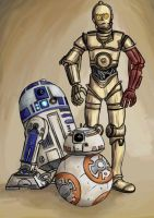 These Are Not The Droids You're Looking For by EtherealBlade4