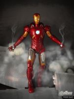 Avengers Iron Man Mark VII by JC-790514
