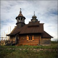 Church of St. Basil the Great by NikolaiMalykh