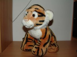 Build-A-Bear Tiger 3 by Toy-Ger