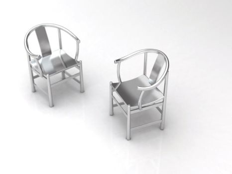 Ming chair by ufo-circle