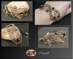 Chantell- bracelet by mea00
