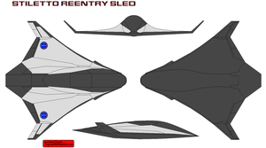 stiletto reentry sled by bagera3005