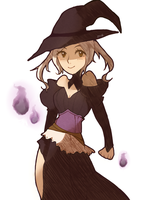 witch by pomarril