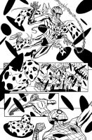 Spidey and the Spot sample pg 2 by deankotz