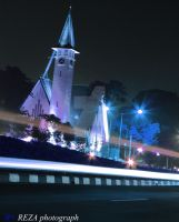 church long exposure by rezaamuhammad27