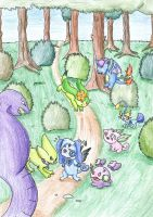 PKMNation: A wild Arbok appeared! by LEAFlA