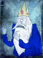 Ice King by ceallach-monster