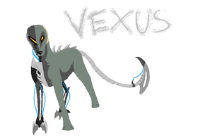 vexus by mechanicalmasochist