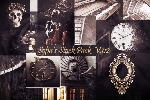 Sofia's Stock Pack 02 by hurricanes16