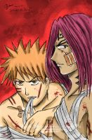 BLEACH: Bloodlust by eyes2blues