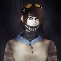 Ticci Toby by DamianBloodlust