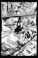 Wolverine Origins 36 p.10 by BillReinhold