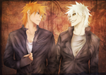 Bleach: Always with me... by sylwiaiiwo