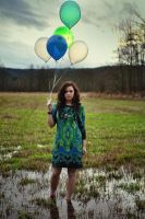 Balloons Dream by newspin