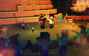 Zombie Attack by VicTycoon