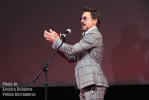 Robert Downey jr. by kitsunesunny