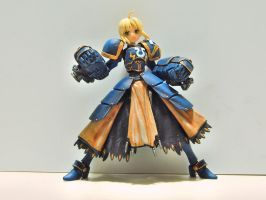 Custom Figma Saber by JaWzY83