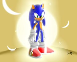 """Sonic Shine"" by Sigacomer"